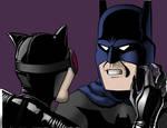 Bat and Cat - Color