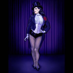 Dita Von Teese as Zatanna