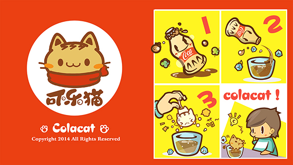 A story of colacat by jitong