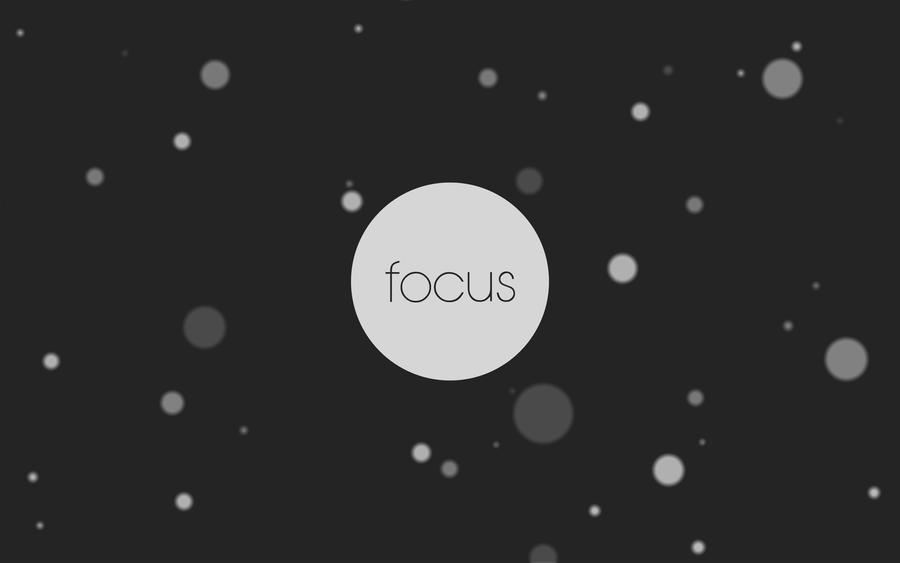 Focus Wallpaper By Dumidu Neeshan By Dumiduneeshan On