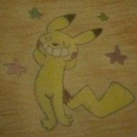 Pikachuu!!! by avanicaa