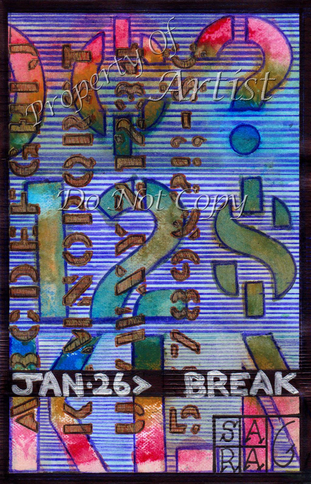 BREAK by StreamOfThought