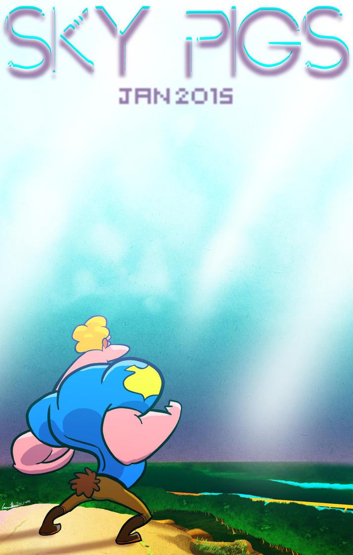 SKY PIGS - Inimitable Horizon by Cameron-Ohara