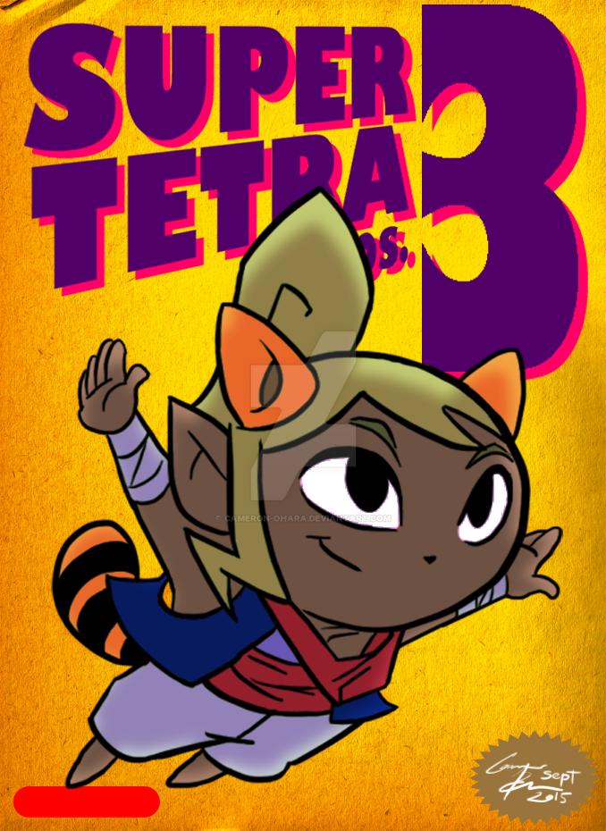 Super Tetra Bros. 3 by Cameron-Ohara