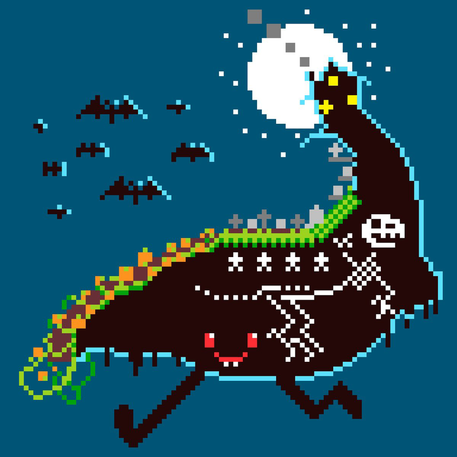 Halloween Island by Cameron-Ohara