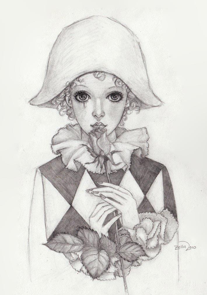 Mira Fujita by paperthin-z