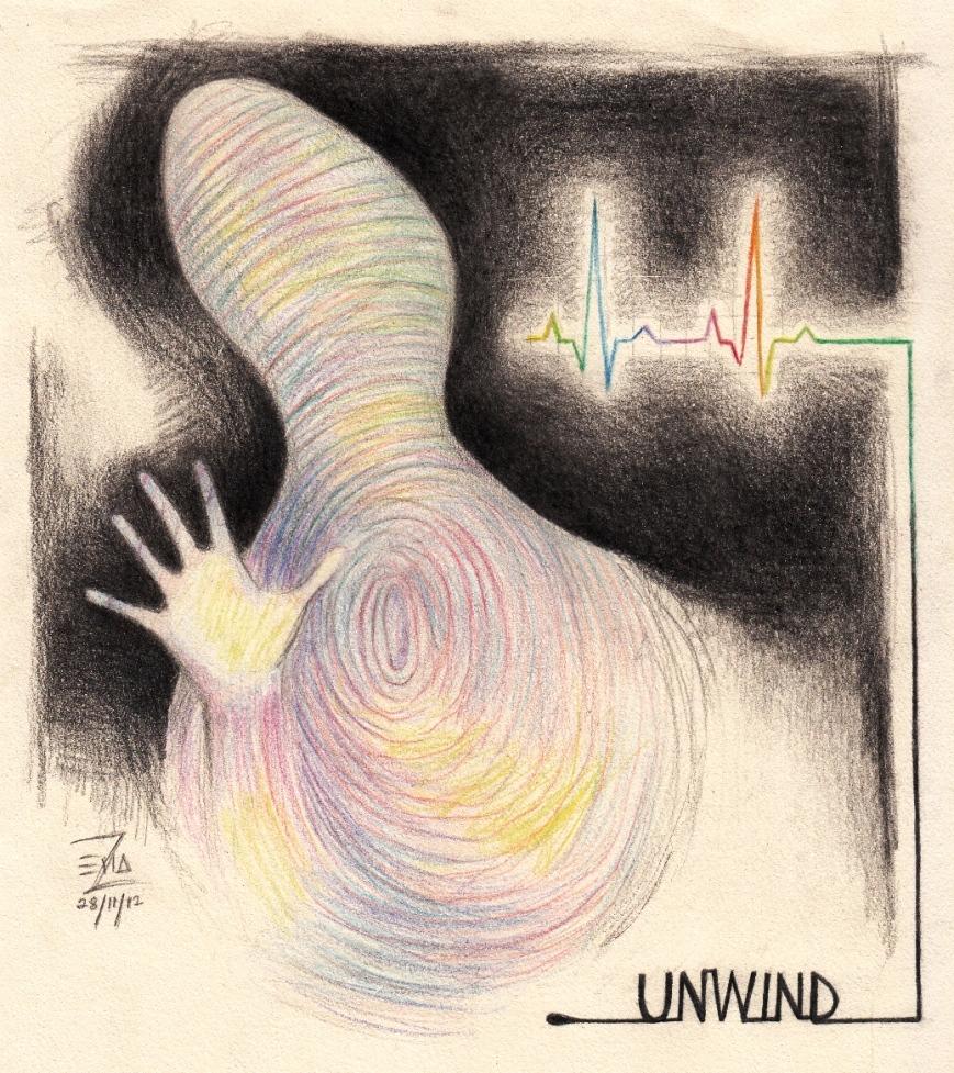 Unwind III by paperthin-z