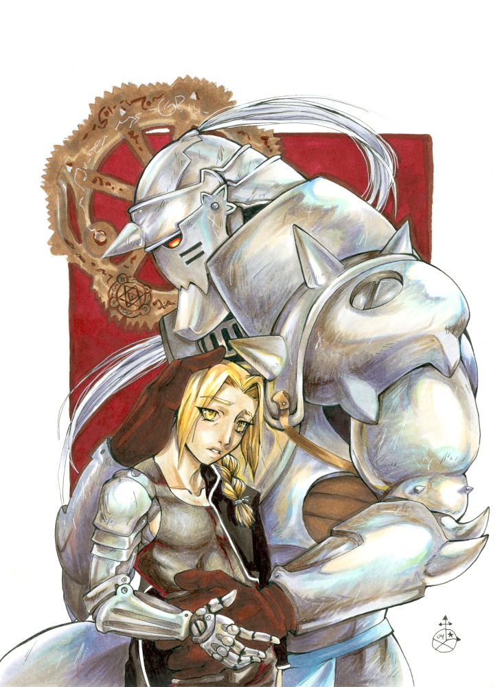 FMA- Elric brothers