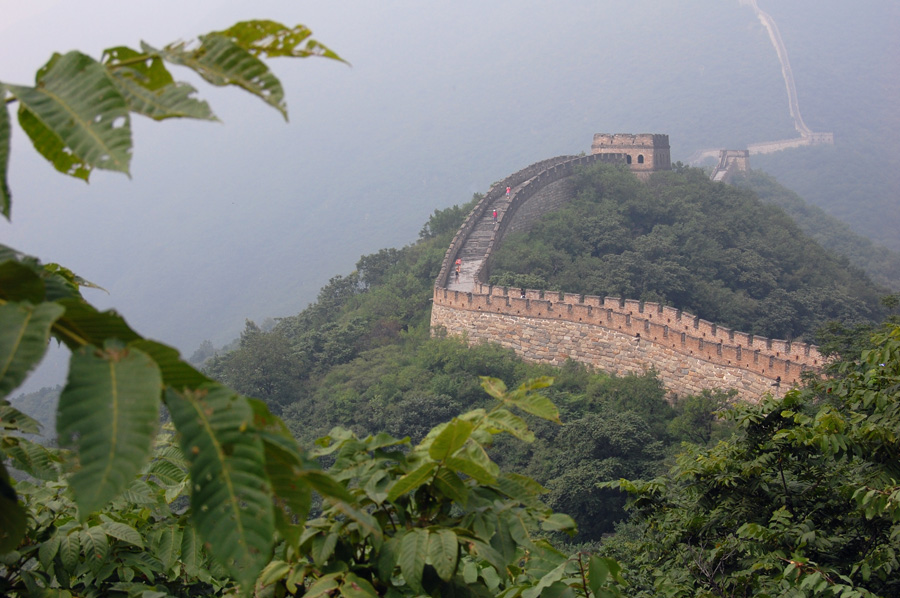 The Great Wall by axlesax