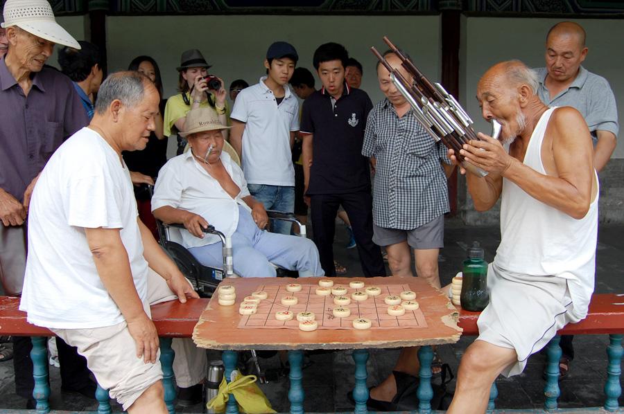 Chinese Chess by axlesax