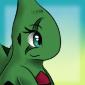 Jade Calm Smile  by LunaStar52