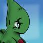 Jade Sad by LunaStar52
