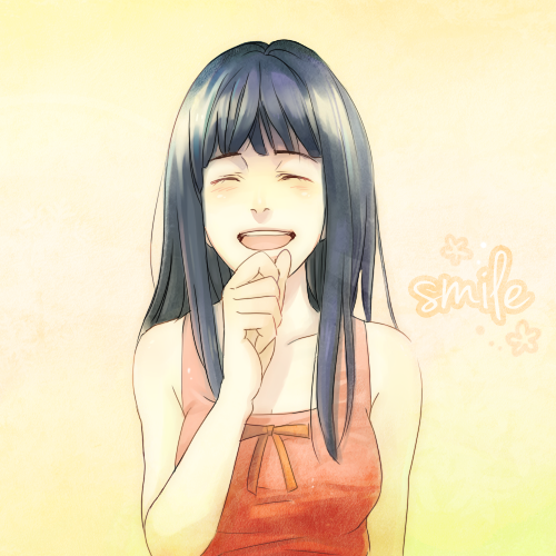 Hinata by Siaomin