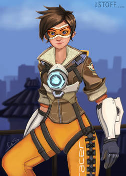 tracer paintin