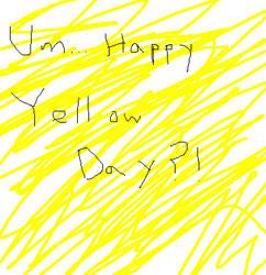 Yellow Day by midorinite