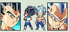 ULSW Vegeta (M) Ultra Instinct - Dragon Ball Super