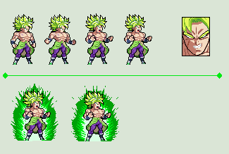 ULSW LSS Broly - DBS Broly by xBae12