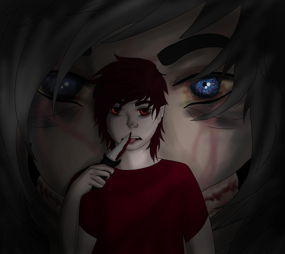 Nobodyisbornamonster by SuicideSeasons