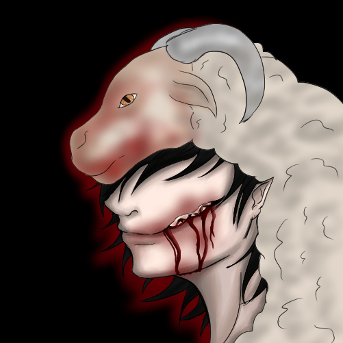 Bah Bah Black sheep by SuicideSeasons