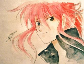 kurama by Risaiwata