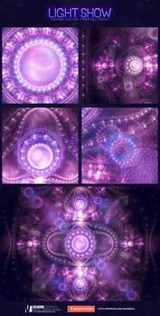 Light Show - Grand Julian Fractal