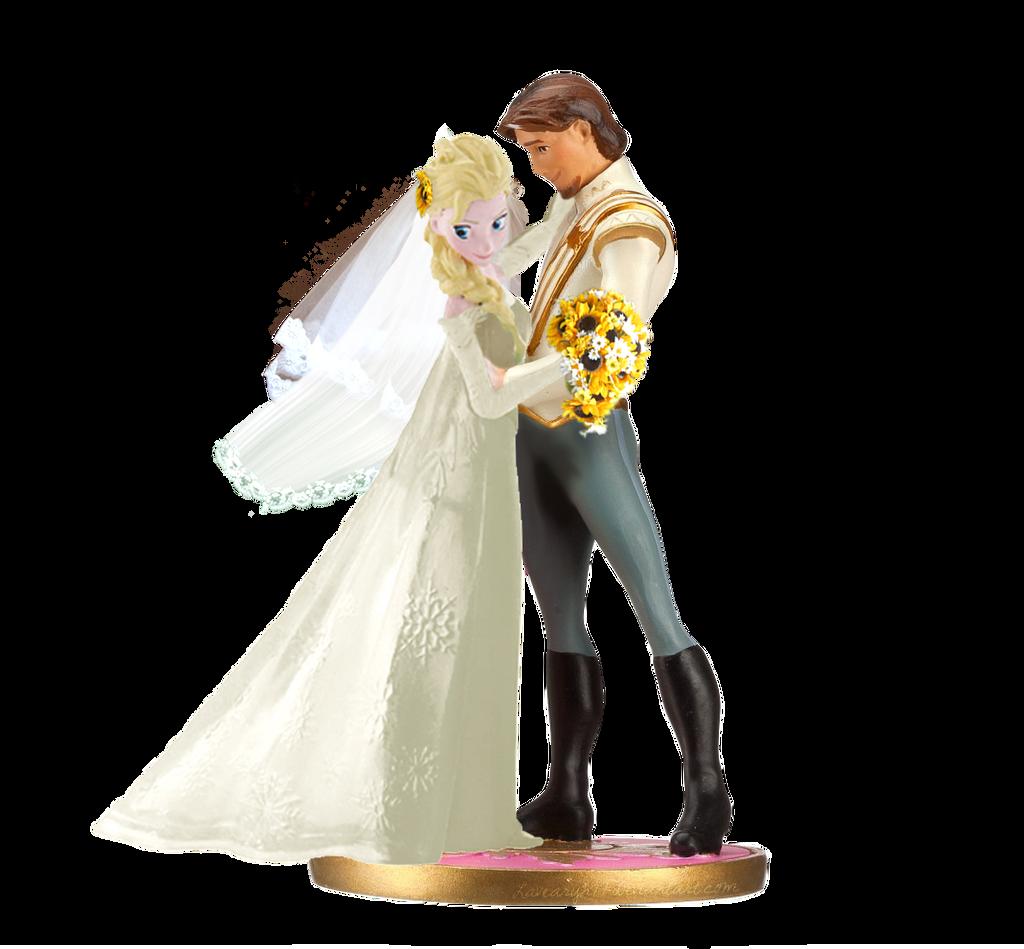 Disney Snow White Wedding Cake Topper
