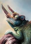 Chameleon by matt-walkden