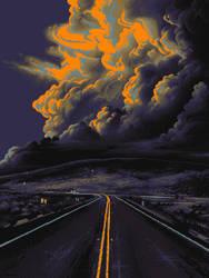Pixel Clouds Study by matt-walkden