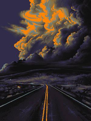Pixel Clouds Study