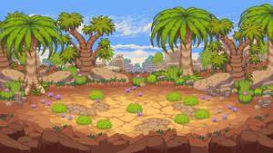 Arcane Waters Desert Background
