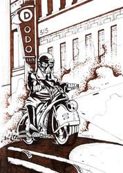 Diesel Rider