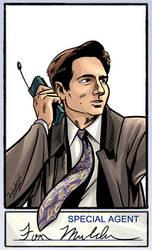 Fox Mulder #SixFanarts