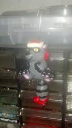 Christmas Bandit by Gurhel
