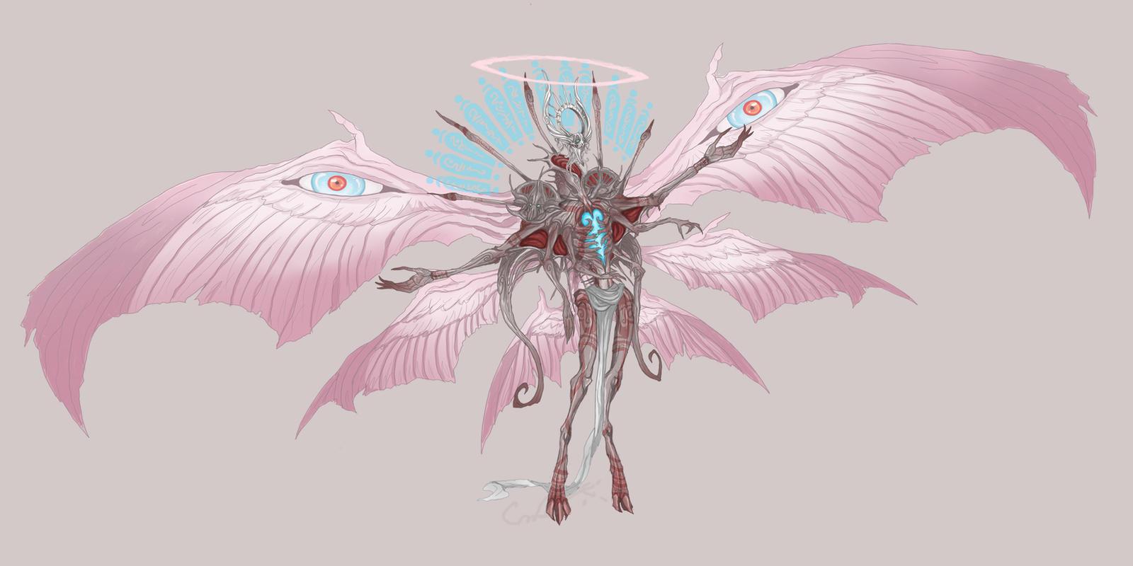 ¿Cómo son los ángeles? Trueform_lucifer_by_little_hofundur-d5sbbsx