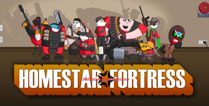 Homestar Fortress