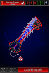 Crimson Crawler