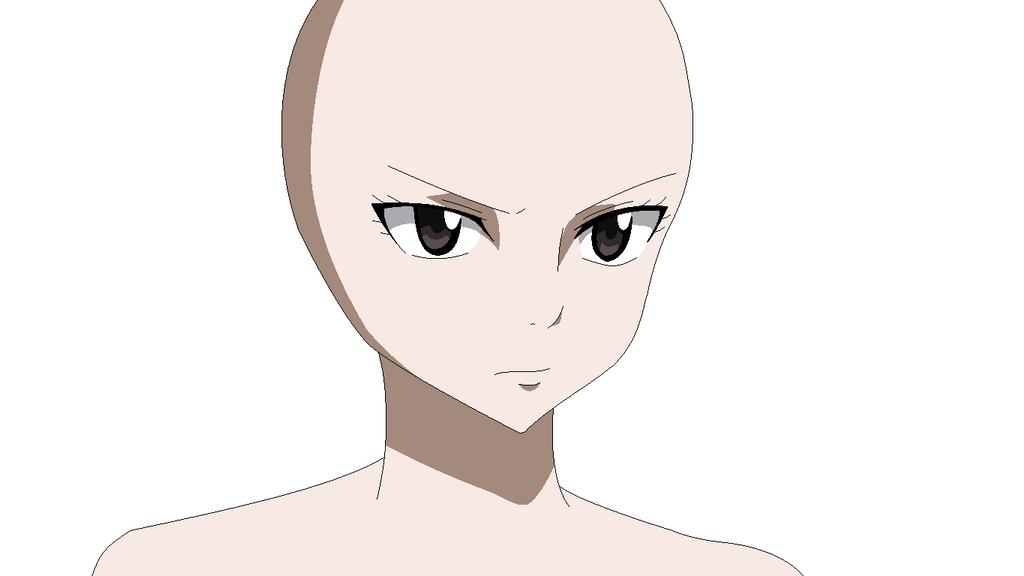 Erza Scarlet Base 1 By Animebases2 On Deviantart