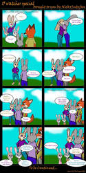 15 watcher special (comic) part 4 by PepperWaterRescuePup
