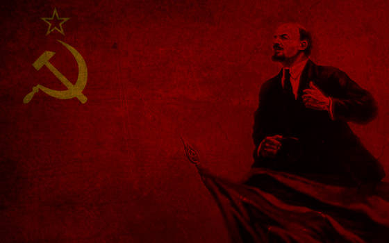 Lenin by Just-Johnny