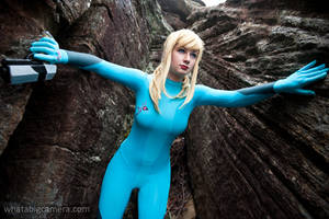 Zero Suit Samus by KrisEz