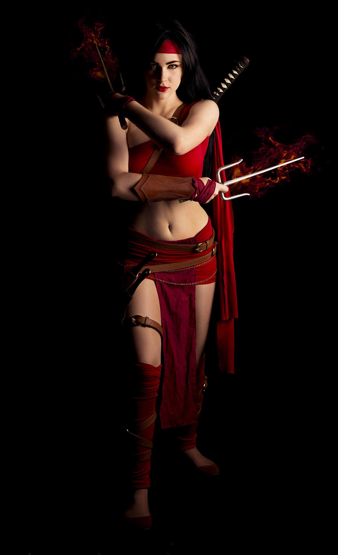 Elektra by KrisEz