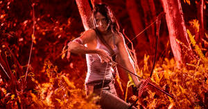 Clare - Tomb Raider