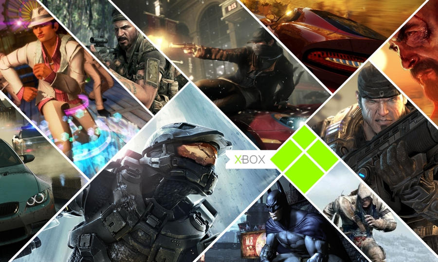 Wallpaper Xbox Metro Logo (Xbox 8?) by brunobelmonte