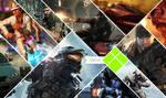 Wallpaper Xbox Metro Logo (Xbox 8?)
