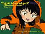 T I Double G R spells Kagome