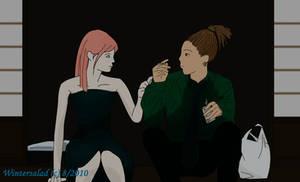 Shikamaru x Sakura II