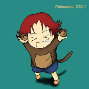 Kikumaru - Monkey