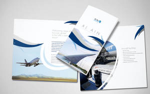 Al Ain Airport Mini-brochure by freon76