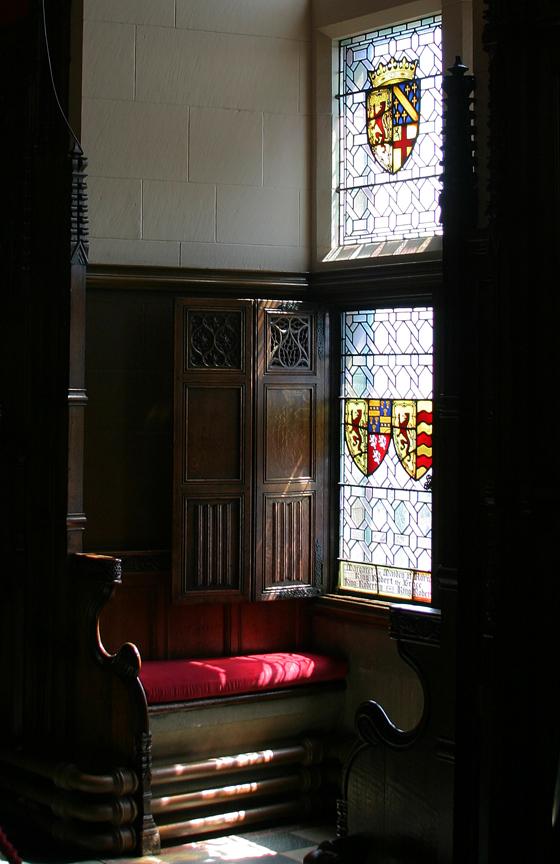 Window Seat by vikingjon
