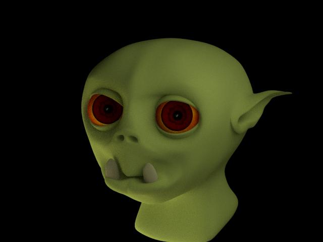Goblin WIP by SanjurjoT